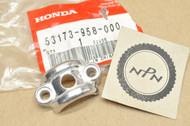 NOS Honda ATC110 ATC125 ATC200 ATC250 TRX125 TRX250 XR200 XR70 XR80 Lever Perch Bracket Holder 53173-958-000