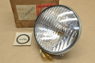 NOS Honda C70 K1 C70M Headlight Unit 6V 25/25W 33120-092-671