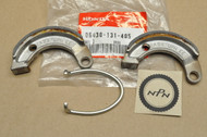 NOS Honda MR50 NA50 NB50 NQ50 NX50 P50 PA50 SA50 SB50 SE50 TG50 Z50 Brake Shoe Set Kit 06430-131-405