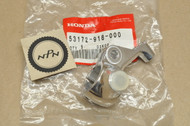 NOS Honda ATC110 ATC185 ATC200 ATC90 Left Handlebar Brake Lever Perch 53172-918-000