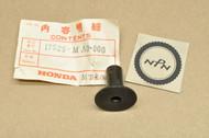 NOS Honda 1981-82 XR250 R XR500 R Fuel Gas Tank Setting Collar 18283-MA0-000