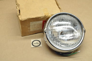 NOS Honda CB125 CM185 CM200 XL100 XL125 XL185 XL250 XL500 Headlight Assembly 33100-428-671