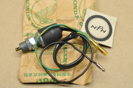 NOS Honda CA175 CB175 CL175 CL70 CL90 S90 SL175 SL350 SL90 Rear Brake Stop Switch Assembly 35350-028-000