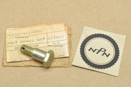 NOS Honda CR125 CT125 SL125 TL125 XL185 XL350 XR185 XR200 Rear Brake Stopper Arm Bolt 90133-331-770
