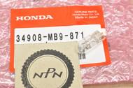 NOS Honda CB125 CB750 CT70 GL1100 GL1200 VF700 VF750 XL250 XL350 XL500 XL600 Bulb 12V 1.7W 34908-MB9-871