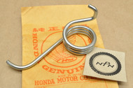 NOS Honda 1975-79 GL1000 Gold Wing Rear Brake Pedal Spring 46506-371-000