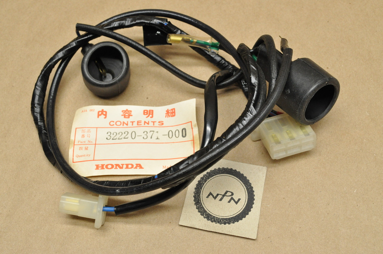 [DIAGRAM_4PO]  NOS Honda 1975-77 GL1000 Gold Wing Engine Sub Wire Wiring Harness  32220-371-000 - NOS Parts NOW | Gl1000 Wiring Harness |  | NOS Parts NOW
