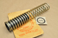 NOS Honda CL90 CT110 CT90 K2-1979 Trail 90 S90 Front Fork Spring with Plastic Tube 51401-028-000