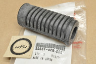 NOS Honda C70 CB400 T CB450 T CT110 CX500 MB5 NA50 NC50 NU50 Foot Peg Rest Step Rubber 50661-426-000