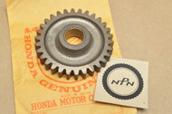 NOS Honda CR250 M MR250 MT250 Elsinore Starter Idle Gear 28230-357-020