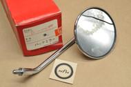 NOS Honda CB100 CB125 CL100 CL125 CL90 CT90 Left Side Rear View Mirror 88120-028-670
