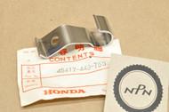 NOS Honda 1981-82 CX500 Brake Hose Guide Clamp A 45417-449-750
