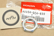 NOS Honda CR80 R XR100 R XR80 R Steering Stem Head Nut 90304-GC4-830
