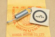 NOS Honda CT110 Trail 110 CT200 CT90 Trail 90 Brake Pedal Spring 46514-033-000