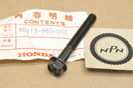 NOS Honda 1983-85 ATC200 X 1983-84 ATC250 R Steering Stem Flange Bolt 8x60 90113-965-000
