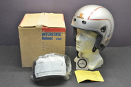 Vintage NOS 1986 Honda Hondaline GL1200 Goldwing Interstate Shoei Stag Helmet XS
