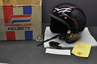Vintage NOS 1983 Honda Hondaline GL1100 Goldwing Interstate Shoei S/S Stag Helmet Large