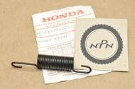 NOS Honda MT250 K0-1976 Brake Pedal Spring 46514-358-000