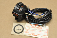NOS Honda XL250 K2 XL350 K1 Turn Signal Horn Light Hi Lo Control Handlebar Switch 35200-356-701
