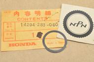 NOS Honda CB350 CB450 CB500 T CL350 CL450 SL350 Camshaft Shim 0.1mm 14294-283-000