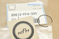 NOS Honda CR125 R CR250 R CR500 R Rear Shock Absorber Snap Ring 90613-PF4-300