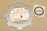 NOS Honda CL70 CT70 H S65 SL70 XL70 Clutch Plate C 22331-035-000