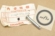 NOS Honda CB350 CB500 CB550 CB750 CJ360 MT250 SL175 SL350 Seat Hinge Bar Pin 77103-313-000