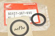 NOS Honda CA175 CA95 CB360 CB92 CJ360 CL125 CL175 CL360 SS125 TL250 XL250 XL350 Drain Gasket 90407-367-690