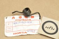 NOS Honda 1985 CR125 R CR250 R CR500 R Foot Rest Step Return Spring 50617-KA3-830
