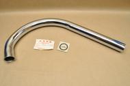 NOS Honda CA72 CA77 Left Exhaust Muffler Header Pipe 18220-259-000