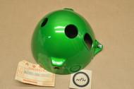 NOS Honda SL100 K0-K1 Headlight Bucket Case in Emerald Green 61301-105-000 DF
