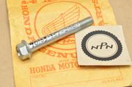 NOS Honda CB360 CJ360 CL360 CR125 CR250 MR175 MR250 MT125 MT250 8mm Hex Flange Bolt 90103-357-000