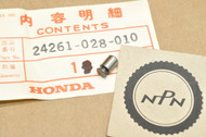 NOS Honda ATC110 ATC70 CL70 CL90 CT70 CT90 S90 SL70 SL90 ST90 XL70 Z50 Gear Shift Fork Guide Pin 24261-028-010