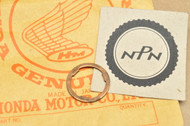 NOS Honda ATC70 C100 C102 C110 C70 CL70 CT70 S65 SL70 TRX70 XL70 XR70 Z50 Spline Washer 90461-035-000
