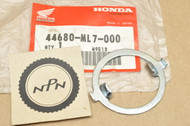NOS Honda CB750 CBR600 GL1500 NT650 PC800 VF750 VFR700 VT600 VT750 Gear Box Retainer 44680-ML7-000