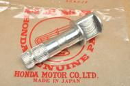NOS Honda CR250 M MT250 SL350 XL175 XL250 XL350 Rear Brake Cam Shaft 43141-312-000