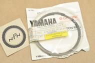 NOS Yamaha 1979-80 YZ250 0.50 Oversize Piston Ring Set for 1 Piston = 2 Rings 2X7-11601-20