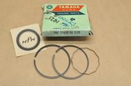 NOS Yamaha 1974-75 DT100 0.25 Oversize Piston Ring for 1 Piston = 3 Rings 437-11610-10