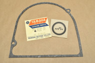 NOS Yamaha DT1 DT2 DT3 RT1 RT2 RT3 YZ250 YZ360 Left Crank Case Cover Gasket 214-15451-01