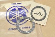 NOS Yamaha TX650 XS1 XS2 XS650 Cam Chain Tensioner Cap Gasket 256-12214-00