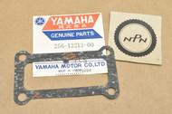 NOS Yamaha TX650 XS1 XS2 Cam Chain Tensioner Case Gasket 256-12213-00