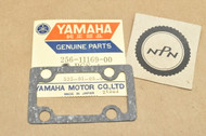NOS Yamaha TX650 XS1 XS2 XS650 Cylinder Head Breather Cover Gasket 256-11169-00