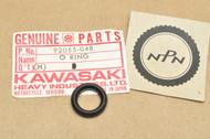 NOS Kawasaki EL250 EN450 EX500 KLF400 KZ1100 KZ1000 KZ750 KZ900 Z1 ZN1100 ZX1100 ZX600 O-Ring 92055-048