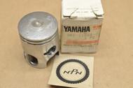 NOS Yamaha 1980 YZ50 0.50 Oversize Piston 3R0-11636-01