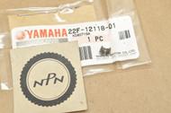 NOS Yamaha XC125 Riva XV250 YFA1 Breeze YFM100 Champ YFM80 Badger Valve Spring Retainer Lock 22F-12118-01