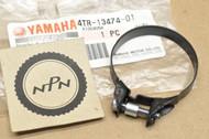 NOS Yamaha BW200 SRX250 TT350 TW200 XT125 XT250 XT350 XV250 YTM200 Band Clamp 4TR-13474-01