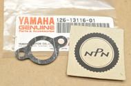 NOS Yamaha RT100 RT180 YFS200 Blaster YGS1 Oil Pump Case Gasket 126-13116-01