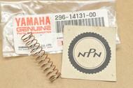 NOS Yamaha BW80 Big Wheel PW80 Y-Zinger U7E Carburetor Throttle Valve Spring 296-14131-00