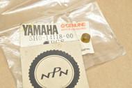 NOS Yamaha SRX250 SRX600 TW200 XT600 Carburetor Cap Plug 5H0-14118-00