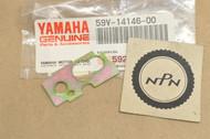 NOS Yamaha YFB250 YFM200 YFM225 YFM250 YFU1 Carburetor Plate 59V-14146-00